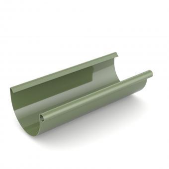Желоб 75мм/3 м, зелёный (60-015)
