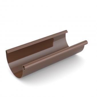 Ринва BRYZA 75мм/3м, коричневий (60-012)